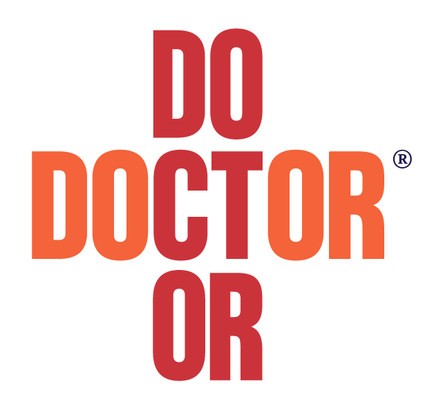 DoctorDoctor Logo - After hours on-call GP service