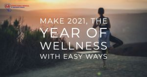 Enhance your wellbeing this 2021 with resolution from Epping Family Medical and Specialist Centre