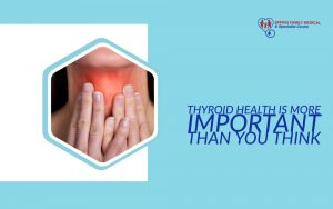 Thyroid health needs more importance than you think as it influences a lot of body functions