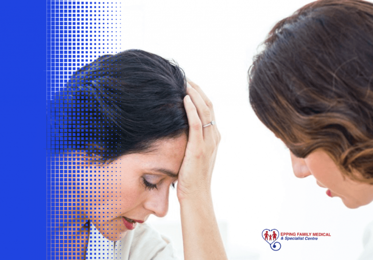 Can iron deficiency affect your mental health? Dietician in Epping